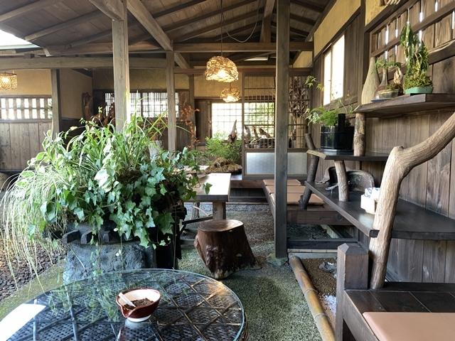 [富士]CAFE DE 凛(カフェ デ リン):隠れ家のような古民家の大人カフェ_d0144092_18424050.jpg