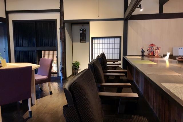[富士]CAFE DE 凛(カフェ デ リン):隠れ家のような古民家の大人カフェ_d0144092_18425539.jpg