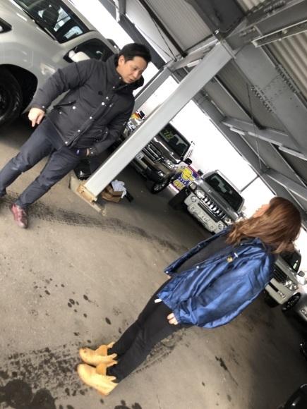 12月7日(土)タントカスタムK様ご成約!! ランクル ハマー エスカレード♡TOMMY♡_b0127002_17581390.jpg