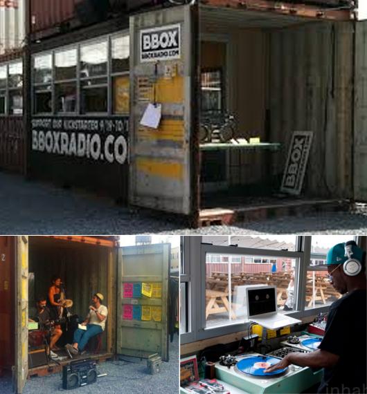 ベスト独立系NYCラジオ局の1つ、BBOX Radioのスタジオに遭遇_b0007805_11292736.jpg