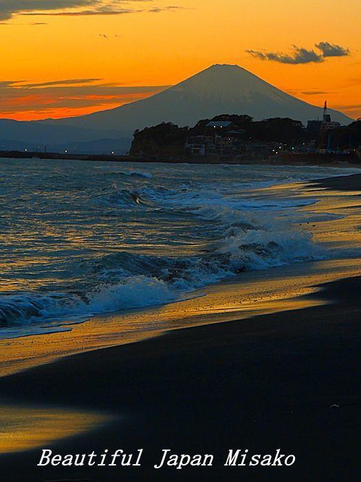 湘南 冬の七里ヶ浜・゚☆、・:`☆・・゚・゚☆。12月5日_c0067206_18004140.jpg