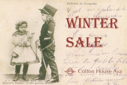 Winter Sale のお知らせ_d0178718_14445268.jpg