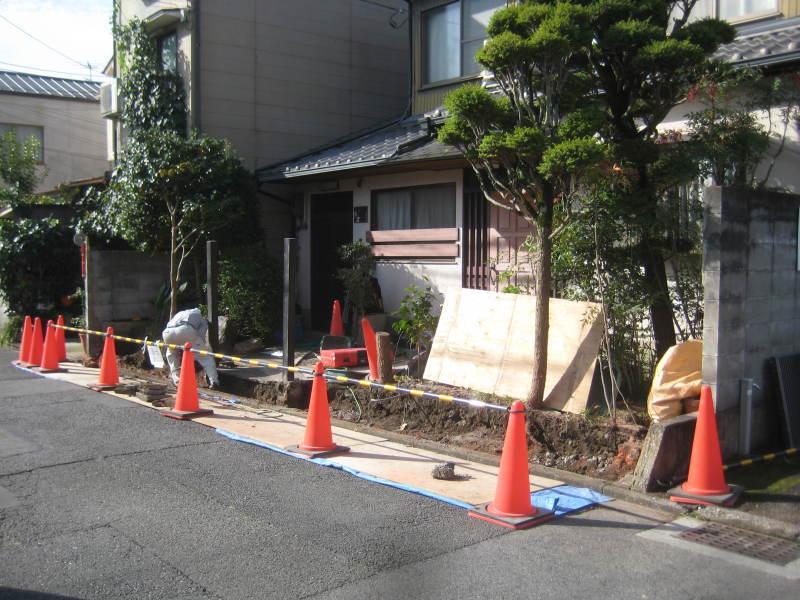 塀工事4 解体_e0360218_15562474.jpg