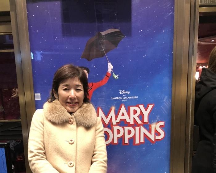 ミュージカル「メアリーポピンズ」@Prince Edward Theatre_a0169924_18062853.jpeg