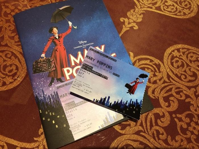 ミュージカル「メアリーポピンズ」@Prince Edward Theatre_a0169924_18070886.jpeg