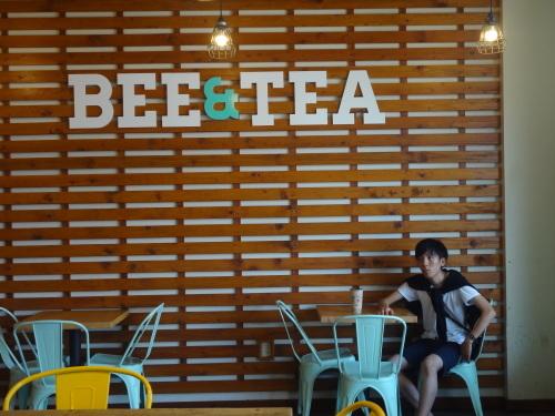 BEE & TEA_a0293226_09333690.jpg