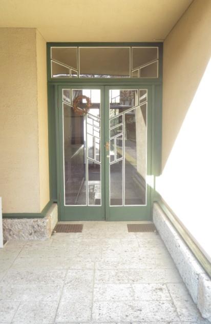 豊島区「自由学園明日館」の潤いある空間。_a0214329_16323492.jpg