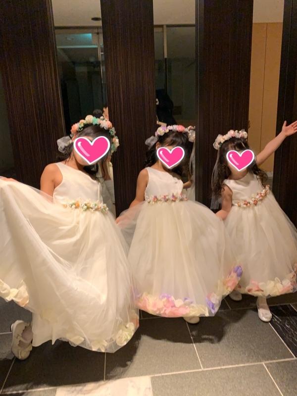 Ayakoさん息子さんの結婚式は手作りリボンで!_c0196240_08160030.jpeg