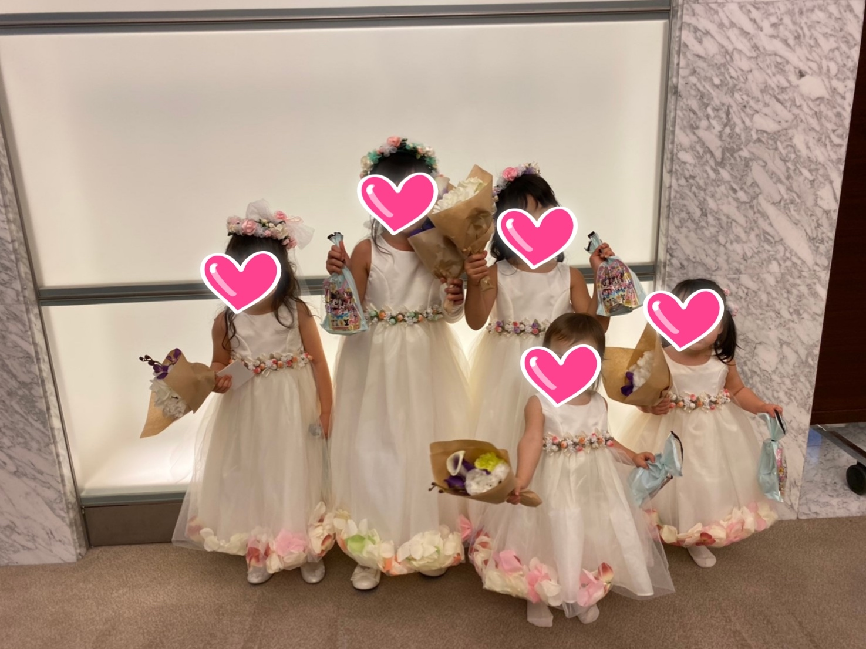 Ayakoさん息子さんの結婚式は手作りリボンで!_c0196240_08162124.jpeg
