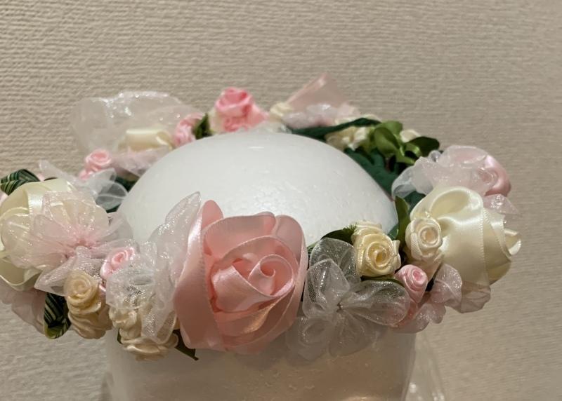 Ayakoさん息子さんの結婚式は手作りリボンで!_c0196240_08164207.jpeg