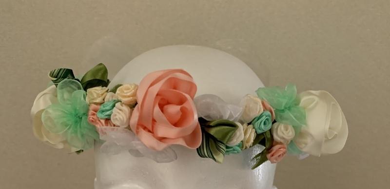 Ayakoさん息子さんの結婚式は手作りリボンで!_c0196240_08170747.jpeg