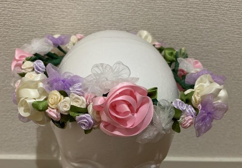 Ayakoさん息子さんの結婚式は手作りリボンで!_c0196240_08172448.jpeg