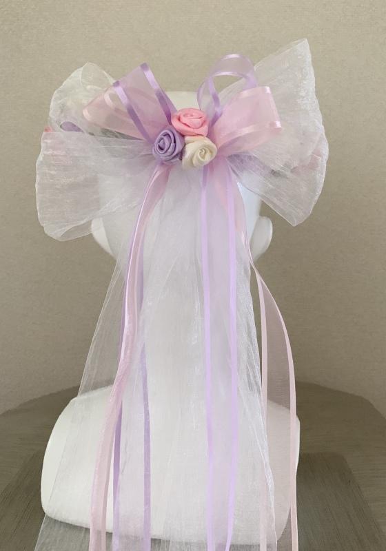 Ayakoさん息子さんの結婚式は手作りリボンで!_c0196240_08174908.jpeg