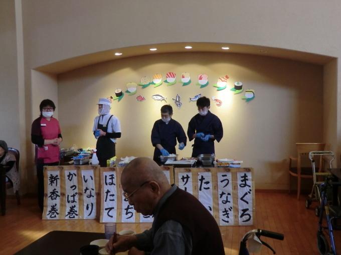 握り寿司の日_e0163042_17073014.jpg