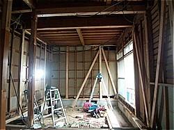 木造耐震補強工事-A邸 筋かい _c0087349_09583763.jpg
