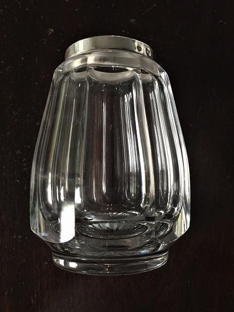 シルバー口クリスタル花瓶8   Hold(Okum.y12.7)_f0112550_06565715.jpg