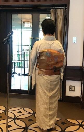 11周年・野村エミさん・お母様の着物と帯・シャンソンXmas。_f0181251_16093530.jpg