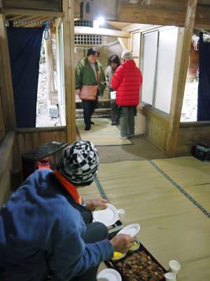 御願ほどき2019 熊本県菊池市伊牟田の年行事 今年のご加護に感謝してお参りしました_a0254656_14190166.jpg