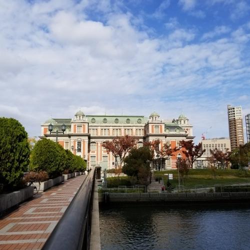 大阪紅葉さんぽ * 淀屋橋・中之島_f0236260_03125417.jpg