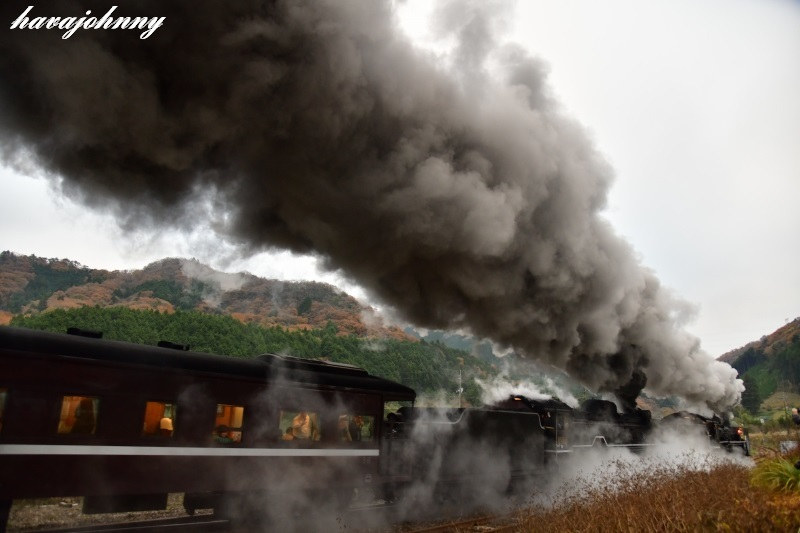 爆煙後追いで〆~SLやまぐち号重連~_c0173762_18104963.jpg
