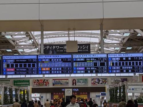 西武鉄道一日乗車券の旅【前編】_a0329563_15450790.jpg