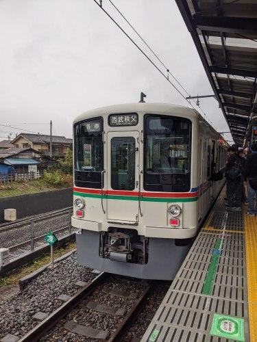 西武鉄道一日乗車券の旅【前編】_a0329563_15495638.jpg