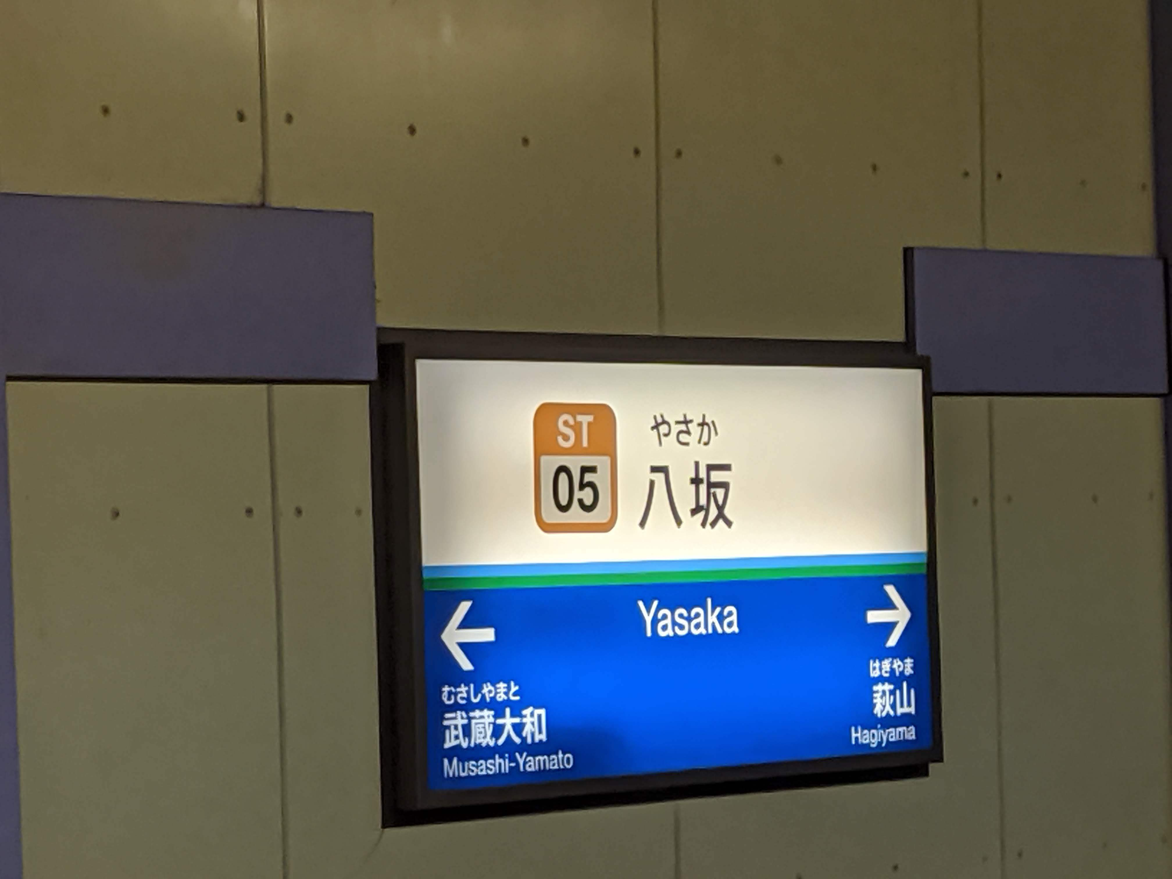 西武鉄道一日乗車券の旅【後編】_a0329563_16115871.jpg