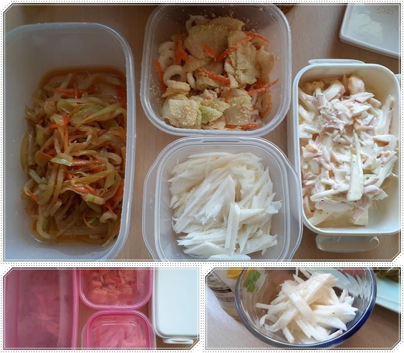 隼人瓜で簡単料理♪_b0236665_08304564.jpg