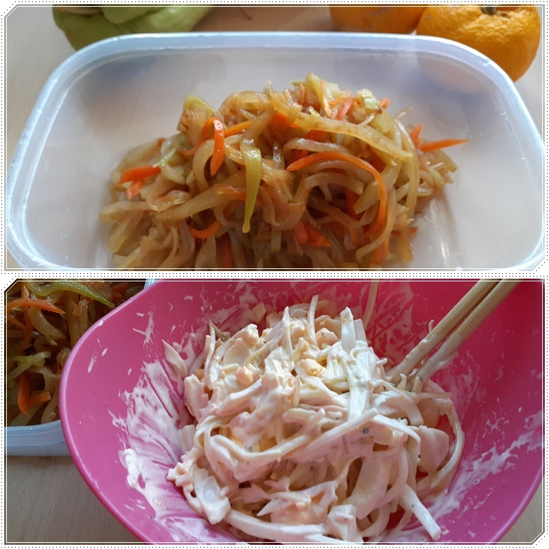隼人瓜で簡単料理♪_b0236665_08320253.jpg
