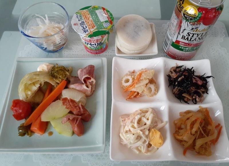 隼人瓜で簡単料理♪_b0236665_08375244.jpg