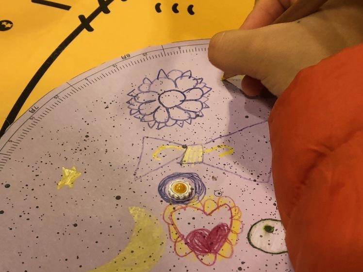 星空キャンプ〔1日目〕宇宙の不思議と天体について学ぶ3日間。初日はネコ型星座版作りに挑戦!_d0363878_00084526.jpg