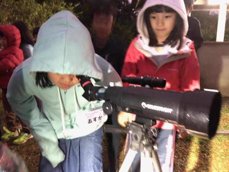星空キャンプ〔2日目〕山の上のキャンプ場に到着。雨の切れ間に天体望遠鏡の練習だ!_d0363878_22584454.jpg