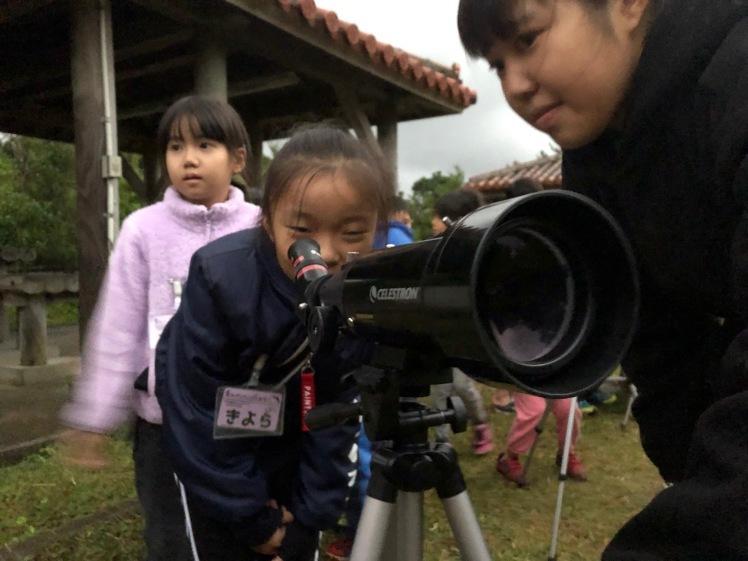 星空キャンプ〔2日目〕山の上のキャンプ場に到着。雨の切れ間に天体望遠鏡の練習だ!_d0363878_23000203.jpg