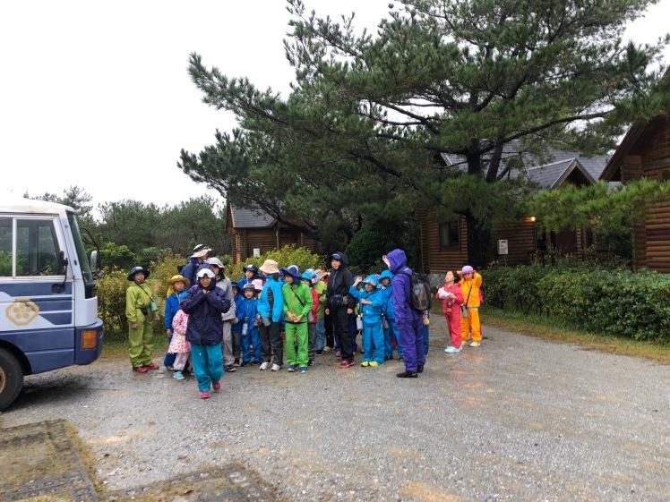 星空キャンプ〔2日目〕山の上のキャンプ場に到着。雨の切れ間に天体望遠鏡の練習だ!_d0363878_23005808.jpg