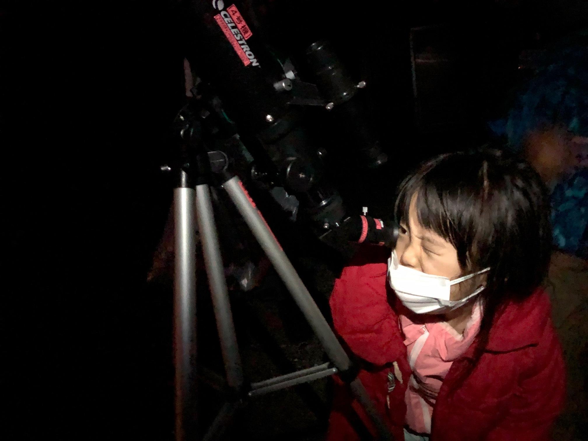 星空キャンプ〔2日目〕今夜のメニューは「てづくりぎょう座」お腹いっぱいになって、一瞬だけど月も見えた!_d0363878_23015351.jpg