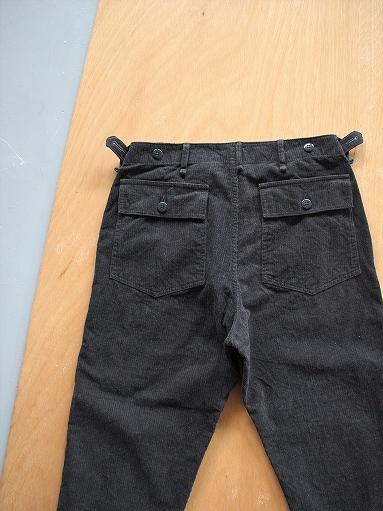 ARAN FATIGUE PANTS - CORDUROY_b0139281_1343134.jpg
