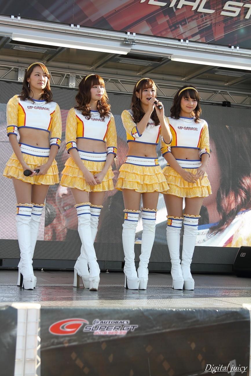 安田七奈 さん & 瀬野ユリエ さん(2016 UPGARAGE DRIFT ANGELS)_c0216181_20441154.jpg