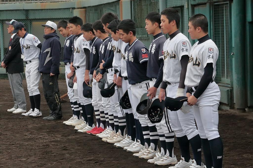 第4回3年生大会 vs京田辺ボーイズ1_a0170082_20383736.jpg