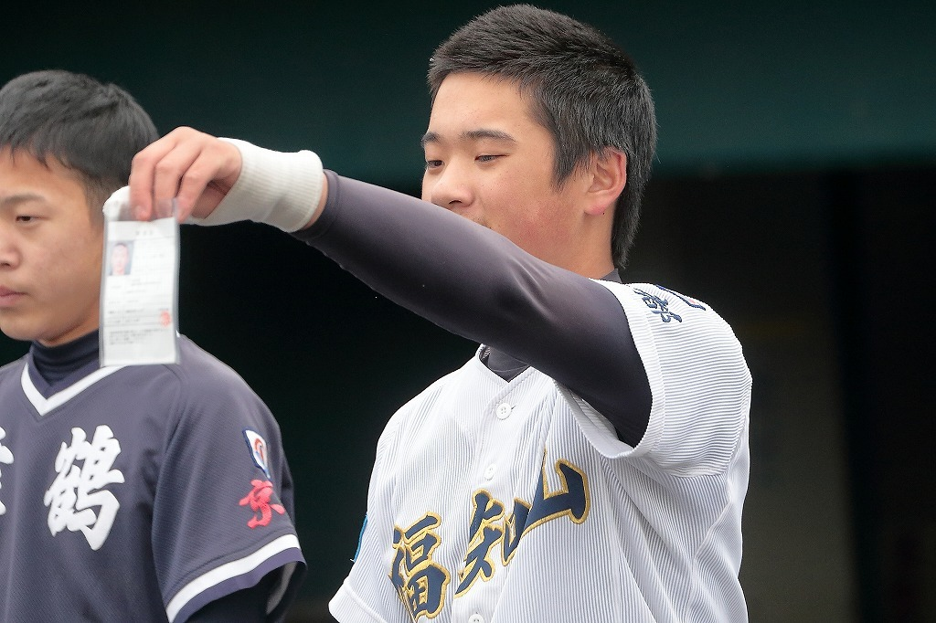 第4回3年生大会 vs京田辺ボーイズ1_a0170082_20384695.jpg