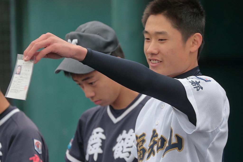 第4回3年生大会 vs京田辺ボーイズ1_a0170082_20390881.jpg