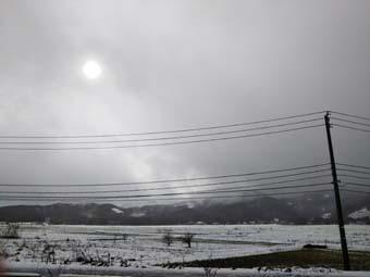 雪が降りました。_b0126182_08404905.jpg