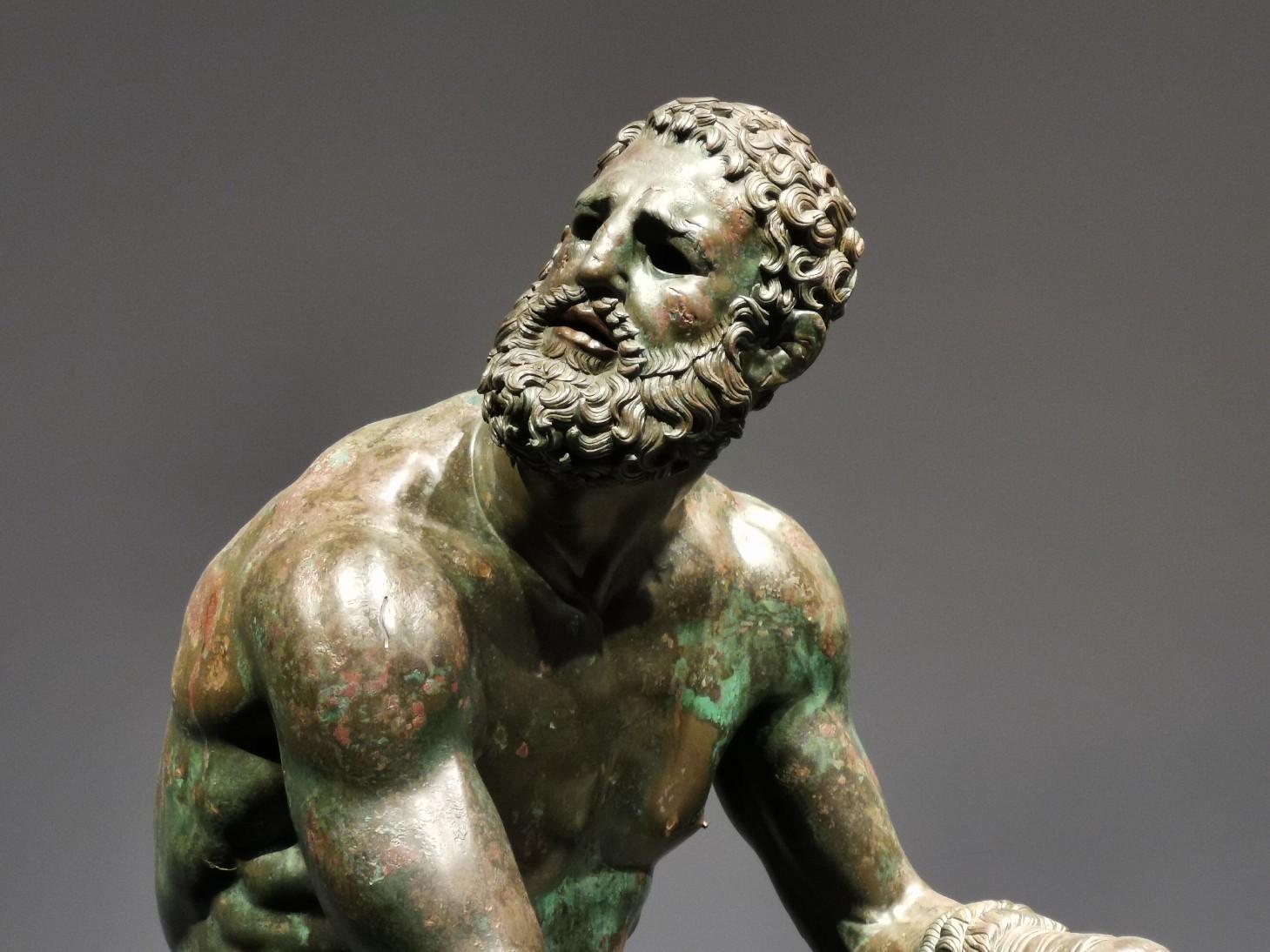 ローマで会いたい人~ローマ国立博物館マッシモ宮_f0106597_23040372.jpg