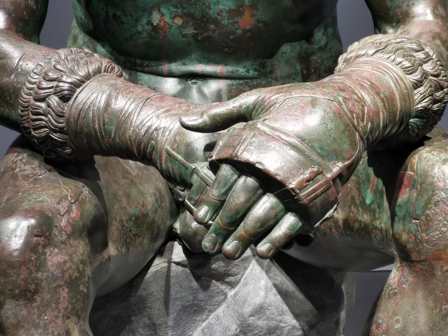 ローマで会いたい人~ローマ国立博物館マッシモ宮_f0106597_23042998.jpg