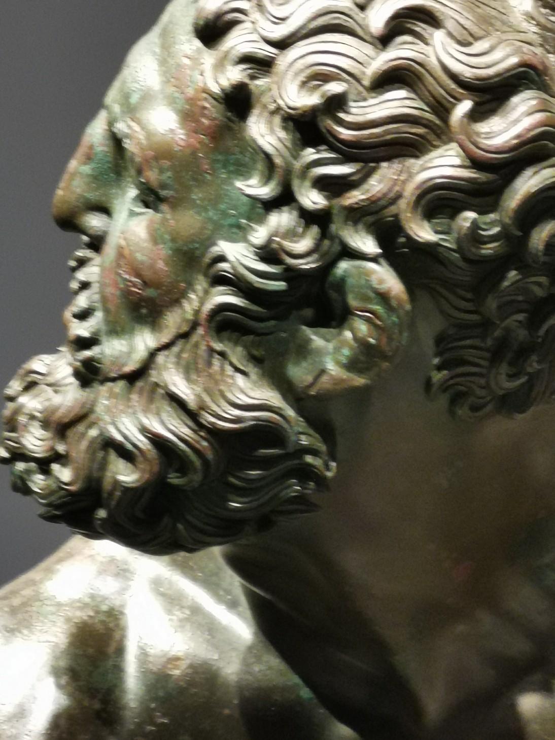ローマで会いたい人~ローマ国立博物館マッシモ宮_f0106597_23044920.jpg