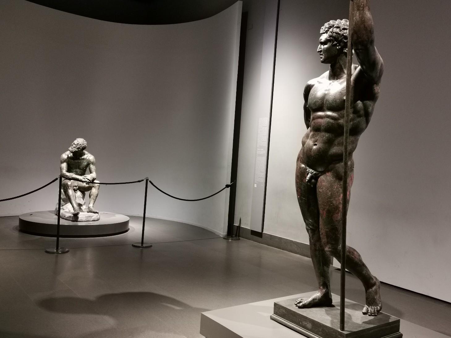 ローマで会いたい人~ローマ国立博物館マッシモ宮_f0106597_23052241.jpg