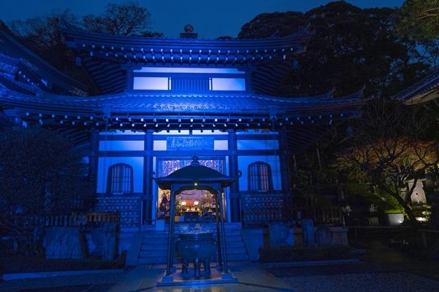 鎌倉 長谷寺の紅葉ライトアップ2019_b0145398_18492266.jpg