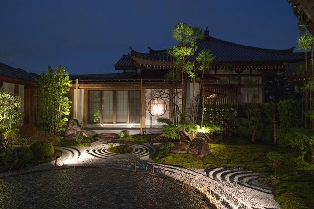 鎌倉 長谷寺の紅葉ライトアップ2019_b0145398_18495422.jpg