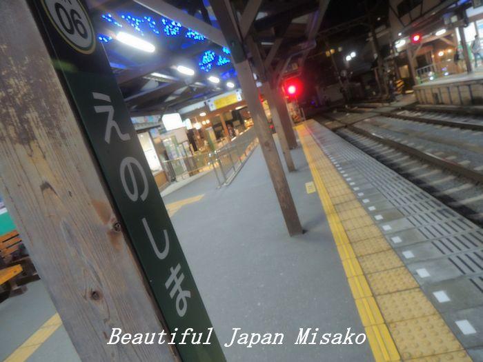 江ノ電を降りて江の島へ・゚☆、・:`☆・・゚・゚☆。12月5日_c0067206_15410074.jpg