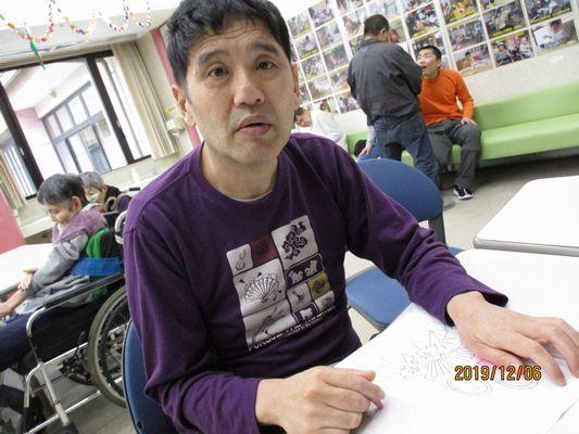 12/6 日中活動_a0154110_08135066.jpg