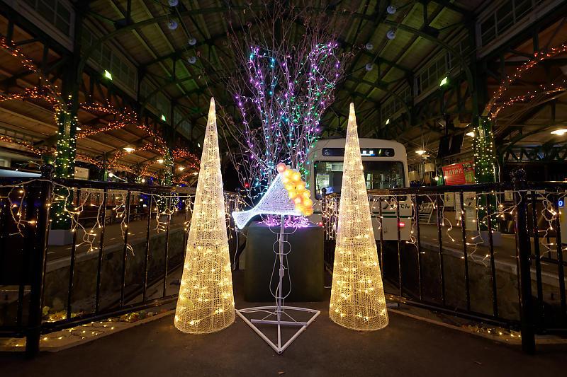 2019クリスマスイルミネーション@八瀬クリスマスイルミステーション_f0032011_17075730.jpg